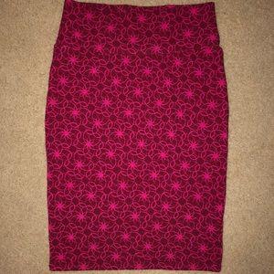 Lula Roe - Small Skirt